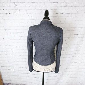 Tahari Jackets & Coats - Tahari Gray Slim Fit Blazer